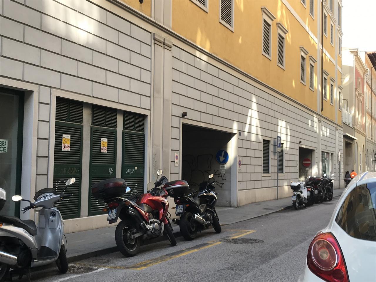 Posto Auto  Affitto Trieste  - Centro